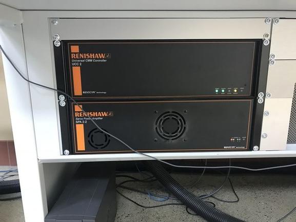 "Wenzel LH108 3-D CMM, 40""x120""x32"", UCC2 Ctrllr, SPA2-2 Amp, MCU5, Revo Probe Hd, '12"