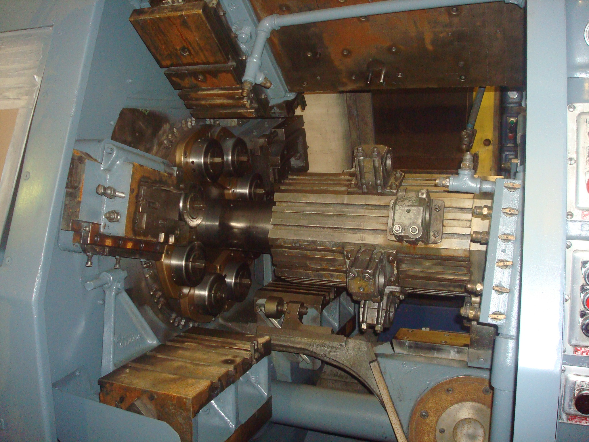 Very good condition 8 spindle machine, We can add any option you need and fit almost any budget, please let me know what you are looking for and we can help.