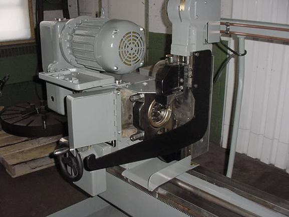 """6"""" X 75"""" Hey No. 3, (2) 7.5 HP Motors, Auto Cycle, Air Vises, Reconditioned & Ready"""