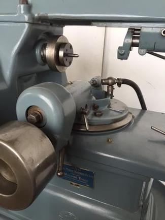 "No. 102.05 Mikron Universal Gear Hobber, 4-3/4"" X 5-1/8"" Cap, Standard Univ Hob Head, Change Gears, Exc"