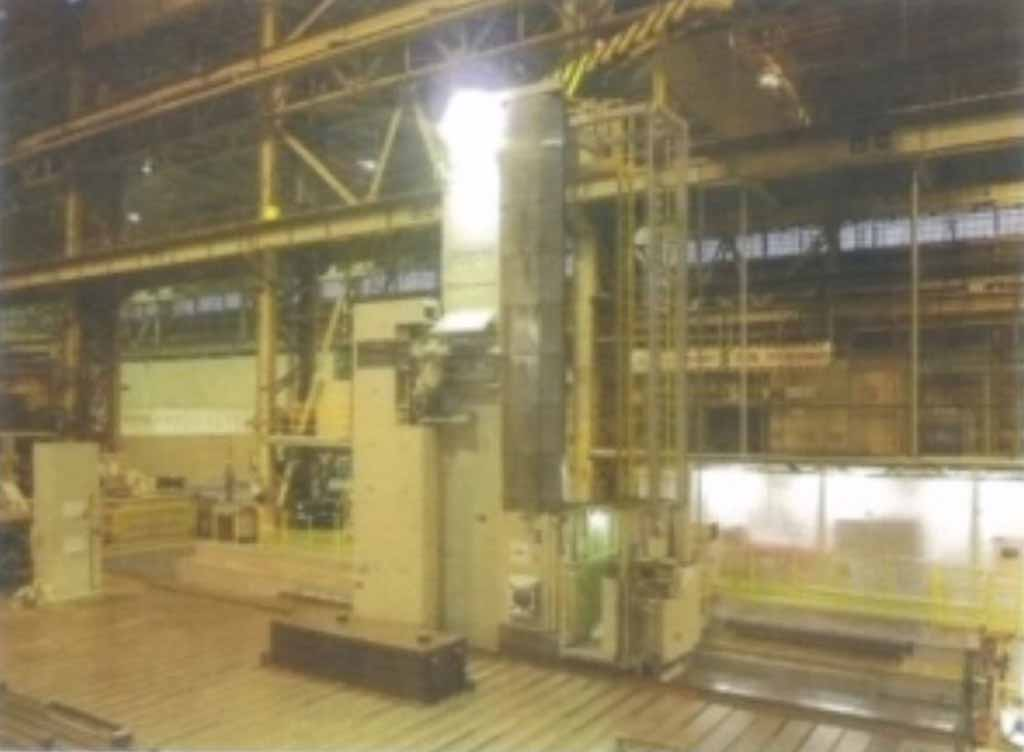 """8"""" Toshiba BSF-180 Ram Type, X-590"""", Y-236"""", Z-47"""", Ram 55"""", 1250 RPM, 100KW, 2011 #30401"""