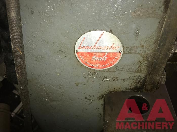 Benchmaster Punch Press