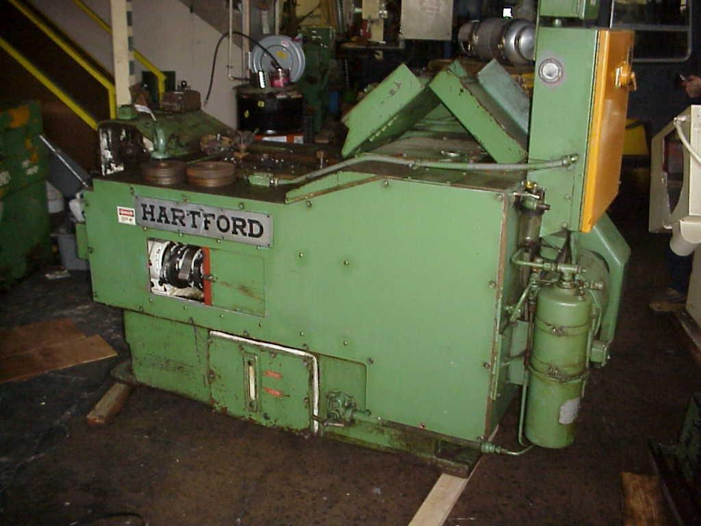 "5/16""  Hartford 5-250 DSSD Cold Header"