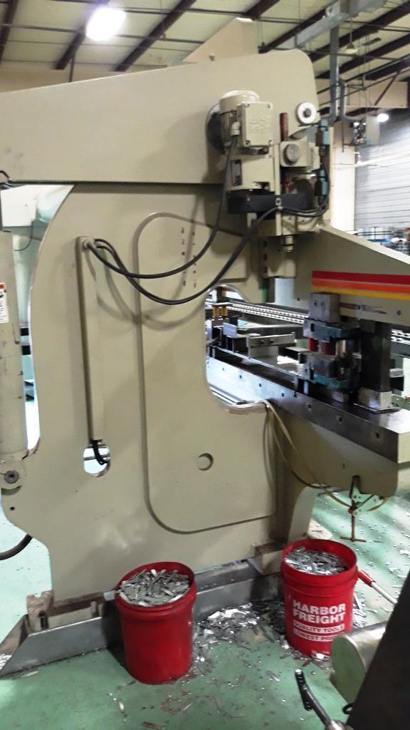 Accurpress Model 713020 Hydraulic Press Brake