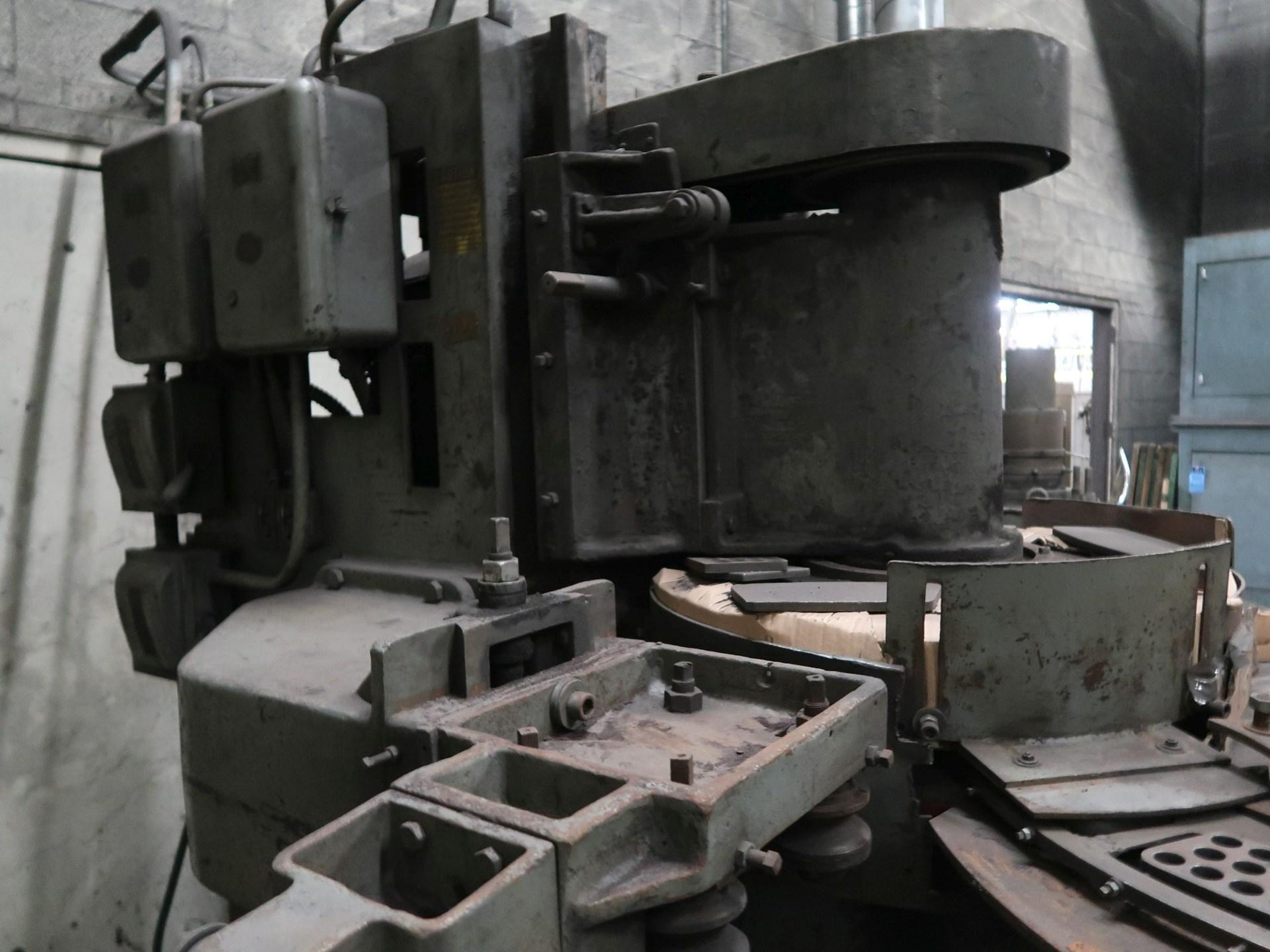 "30"" BESLY MODEL #918 VERTICAL SPRING GRINDER: STOCK #10756"