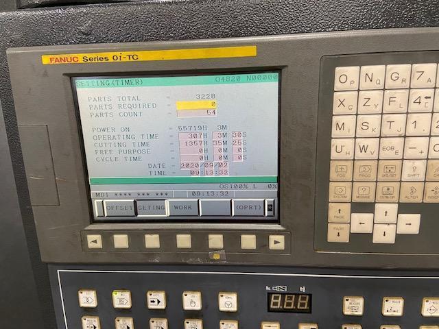 SMTCL Model HTC-80400Z CNC TURNING CENTER