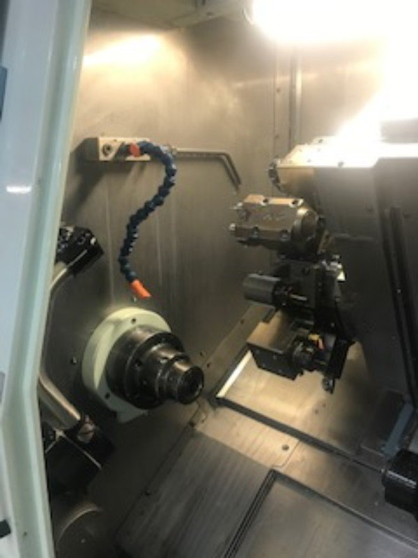 2010 Eurotech 735 SLY CNC Turning Center (#3627)