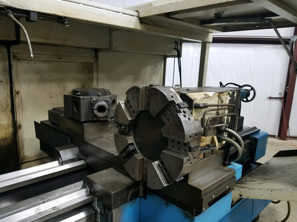 2007 Acra FCH-2680NC CNC Turning Center (#3543)