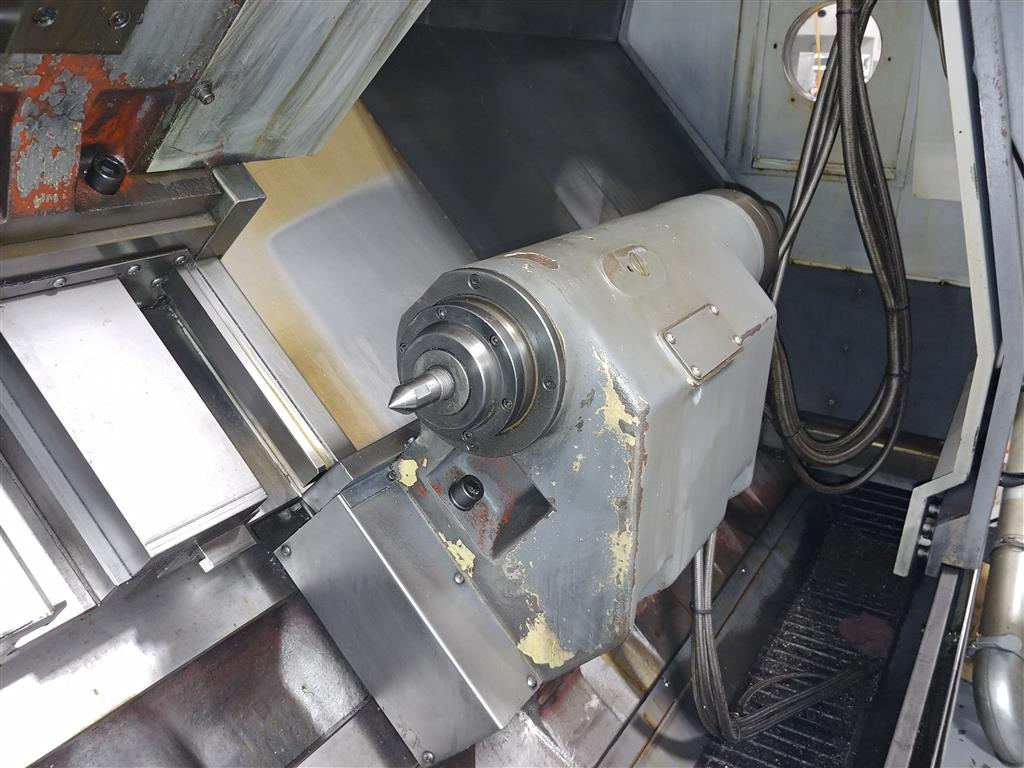 2009 Samsung SL35A/1500 CNC Lathe (#3495)