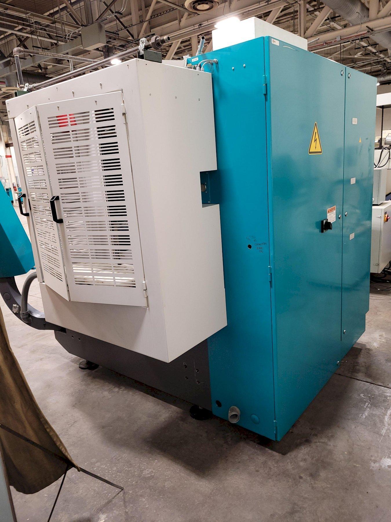 Schneeberger Gemini DMR 5-Axis CNC Tool & Cutter Grinder
