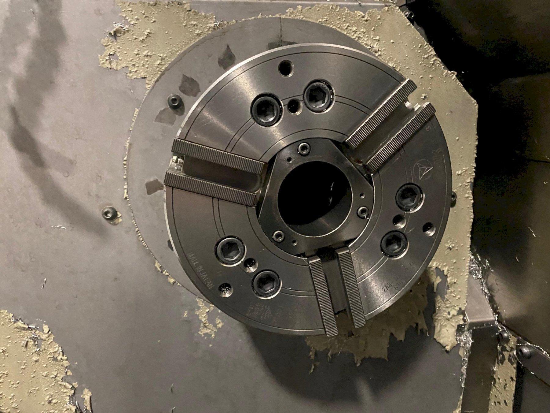 Mori Seiki HiTech CH300 CNC Lathe