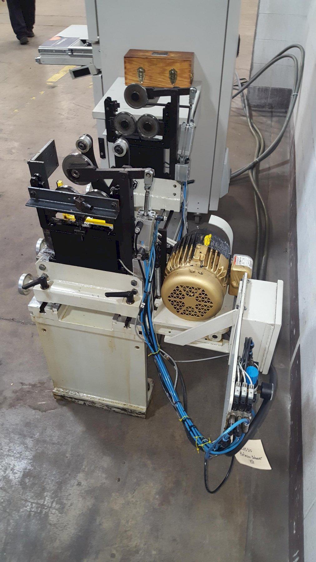 220lb American Hofmann Model PCX-131 Horizontal Hard Bearing Balancing Machine