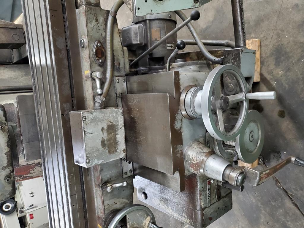Enshu Vertical Mill