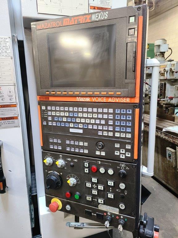 2006 MAZAK VCN-410A-II