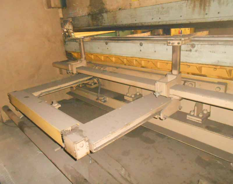 500-Ton Standard Model AB500-12 Hydraulic Press Brake