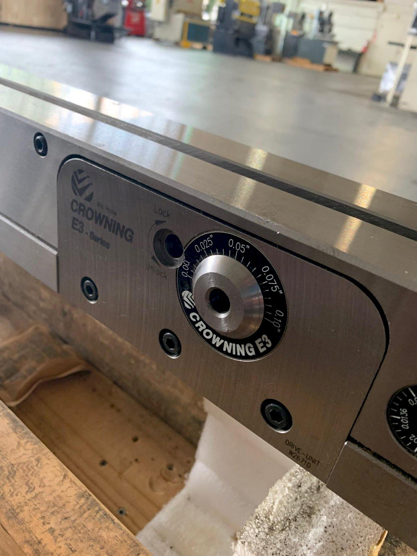 NEW WILA 10' MANUAL CROWNING DIE HOLDER, Model , 10' Manual Crowning Die Holder, Stock No. 8138