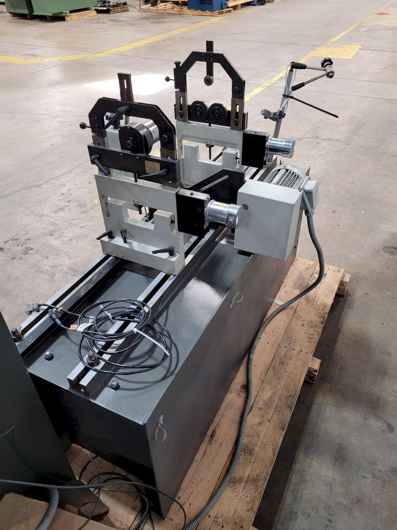 250 LB SCHENCK H20BU HORIZONTAL BALANCING MACHINE
