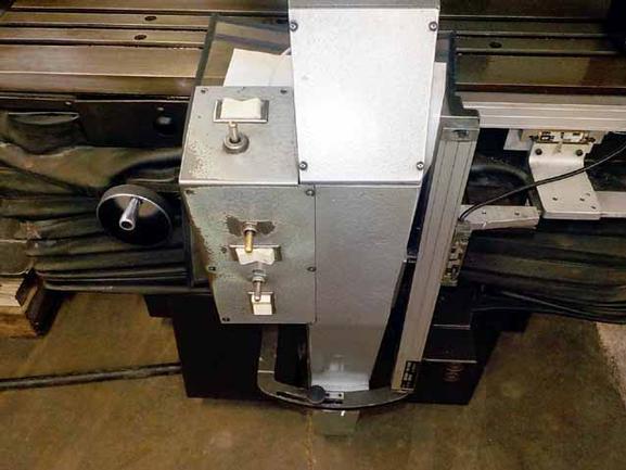 "30"" Scherr-Tumico P-2500, 8"" X 35"" Table, Power X, Y & Screen With Protractor, 20X Lens"