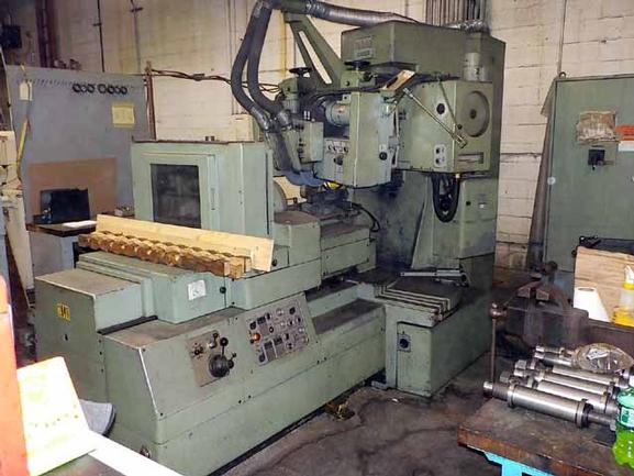 No. SD-32X Maag, Straight Bevel, 320mm Max Dia, 200mm Face, 12mm Modul, 5-150 Teeth