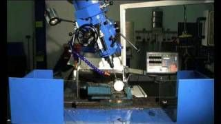 KNUTH MF 1 VKP MULTI PURPOSE MILLING MACHINE