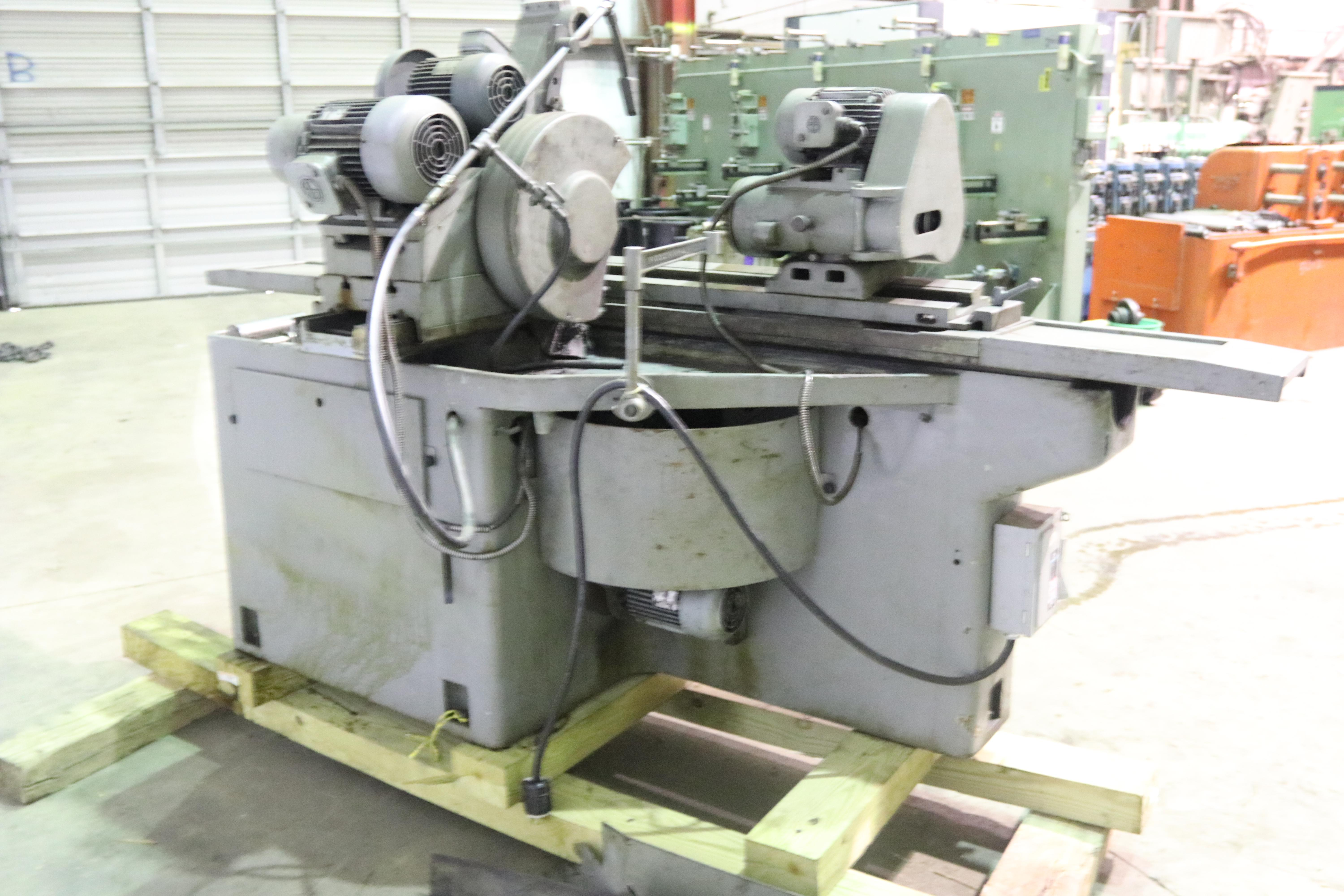 """11"""" x 40"""" ELGIN MODEL #RUR-1000 CYLINDRICAL GRINDER WITH ID HEAD: STOCK 10741"""