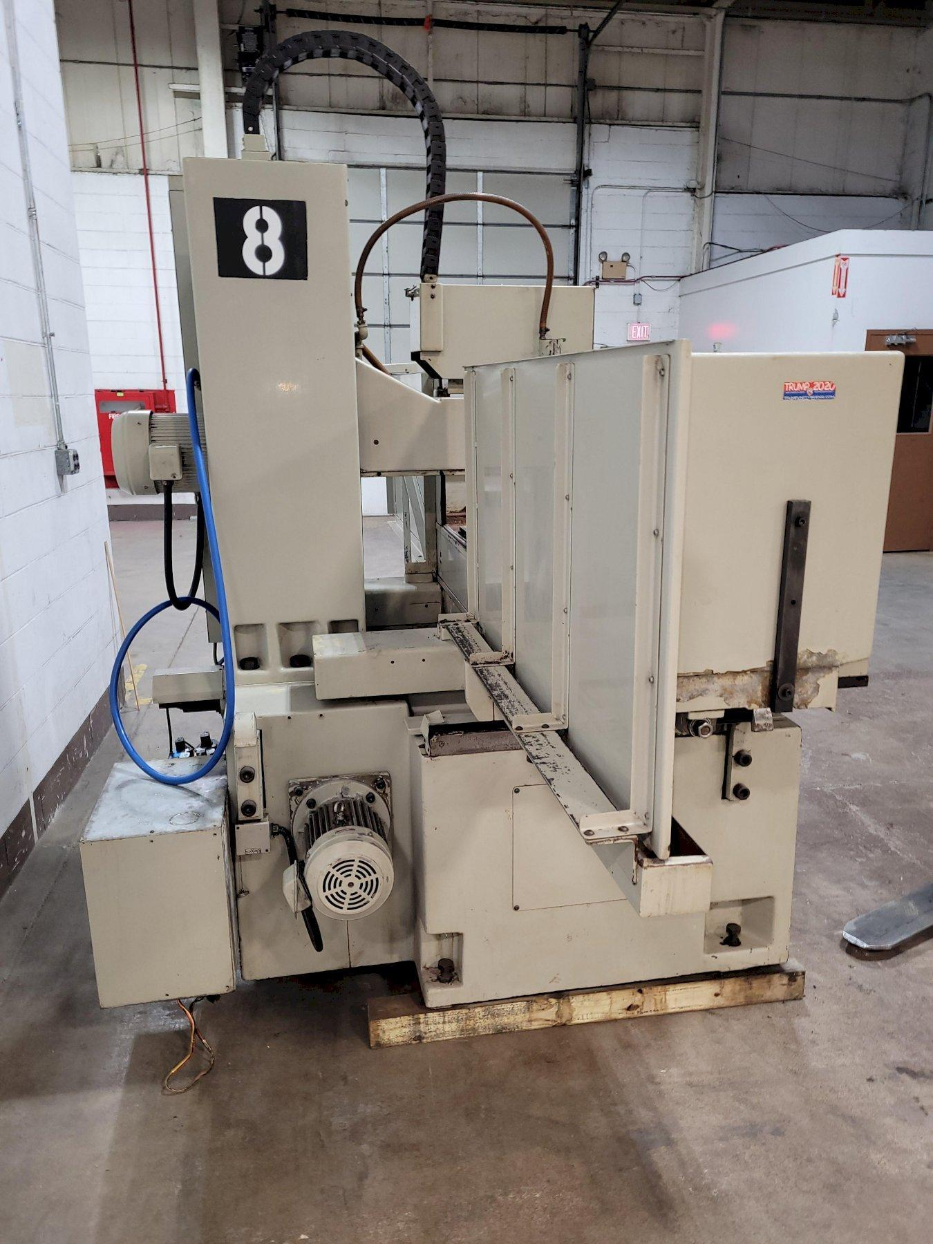 """16"""" x 32"""" Okamoto Model ACC-1632EX Fully Automatic 3-Axis CNC Hydraulic Surface Grinder"""