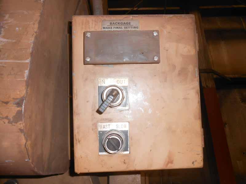 500-Ton Standard Model AB500-12 Hydraulic Press Brake