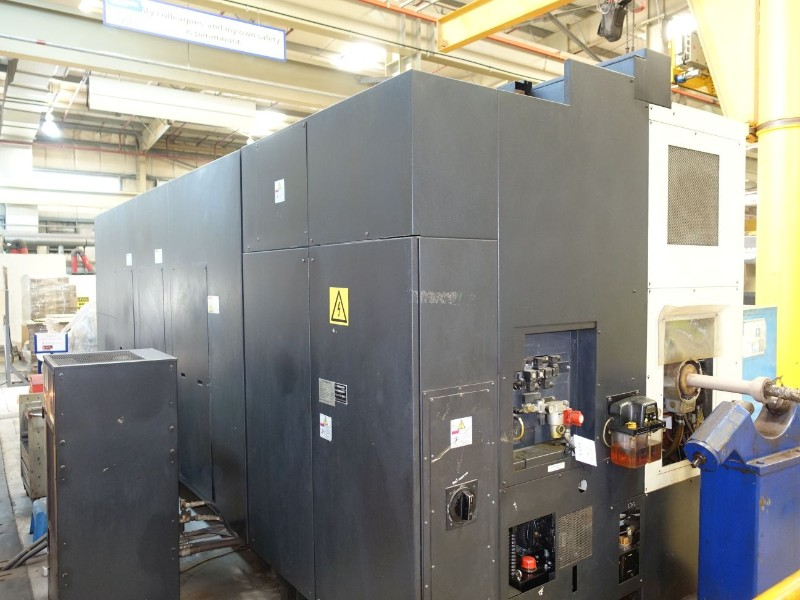 MAZAK Cybertech Turn 4500 CNC Lathe (2005)