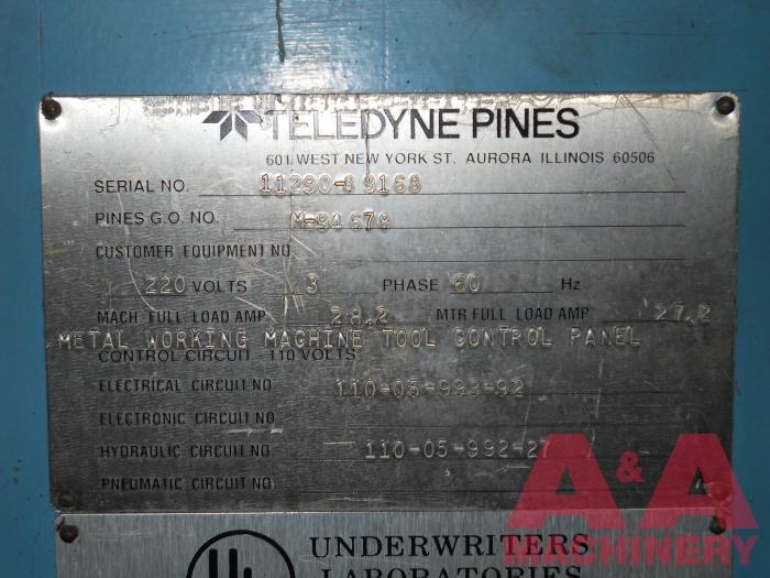 Pines Bender