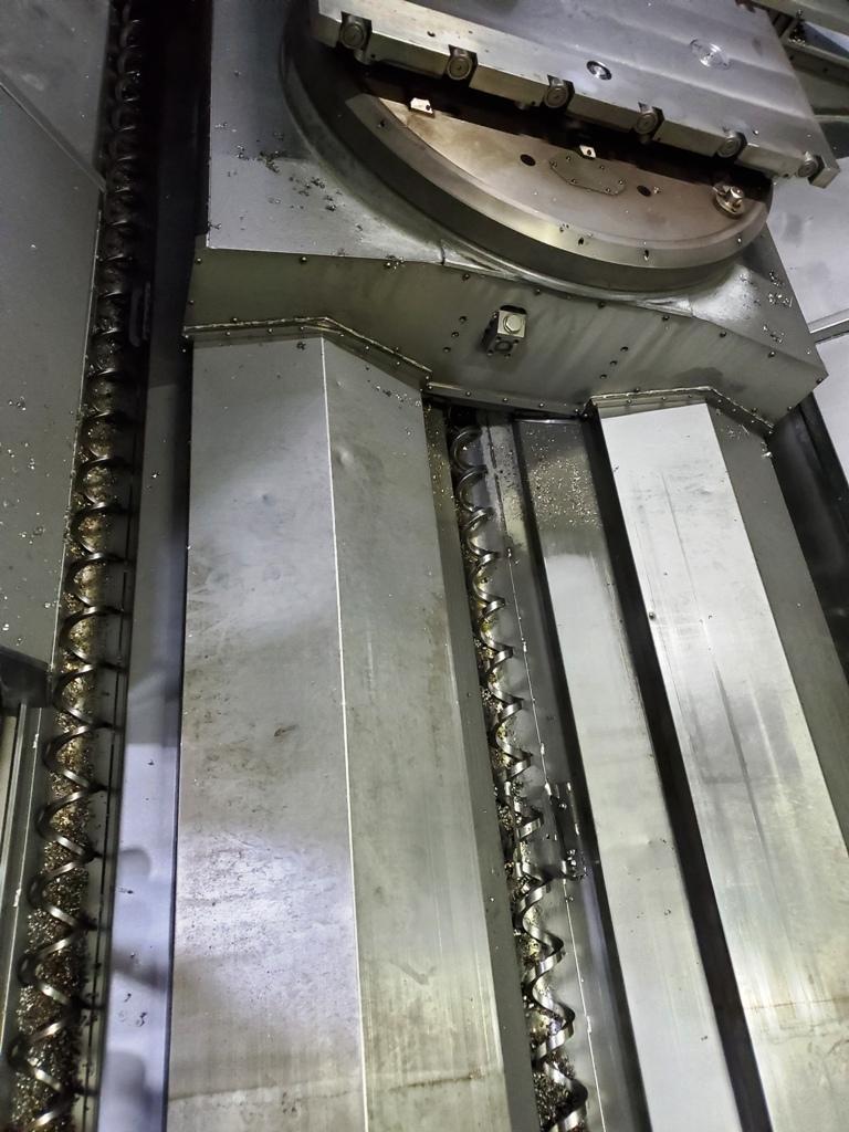 TOYODA FH-1250SX 4-AXIS CNC HORIZONTAL MACHINING CENTER
