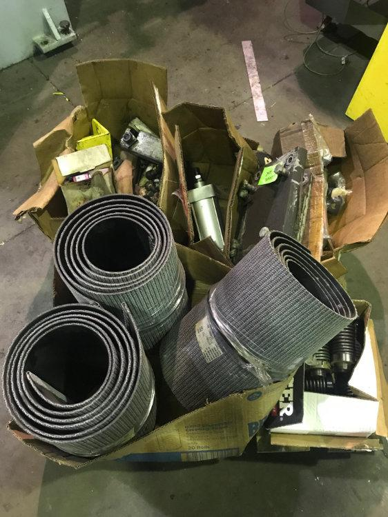 "USED ERMAK 3/8"" X 10' HYDRAULIC SHEAR, Model CNC HVR 3100 10, 3/8"" x 10', Stock No. 10419"