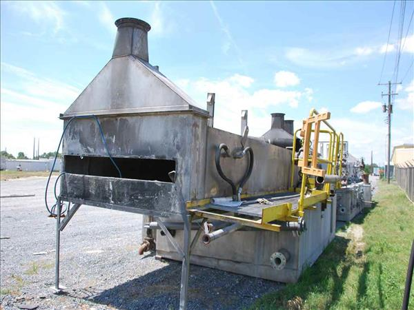 """WASH / RINSE TANKS FOR 60"""" COIL LINE"""