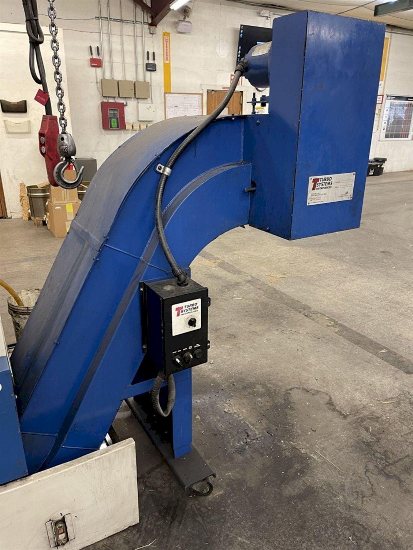 2005 Doosan Puma 400B CNC Lathe