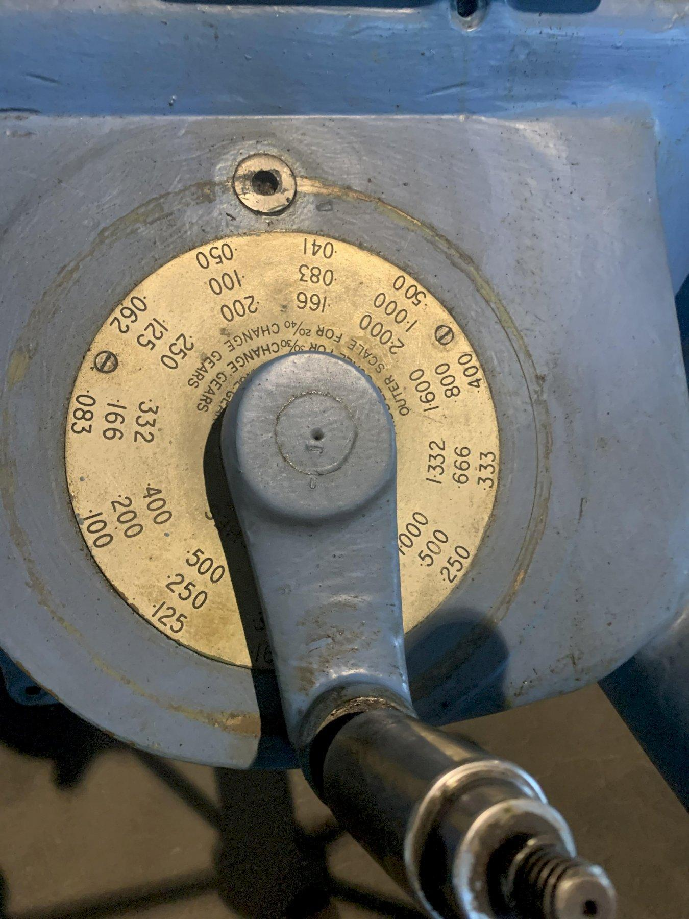 """72"""" X 72"""" ASQUITH CROSS SLIDE POWER ROTARY TABLE: STOCK #11076"""