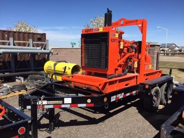 Godwin WT225M WT Series Dri-Prime Water Transfer Clean Water Centrifugal Pump