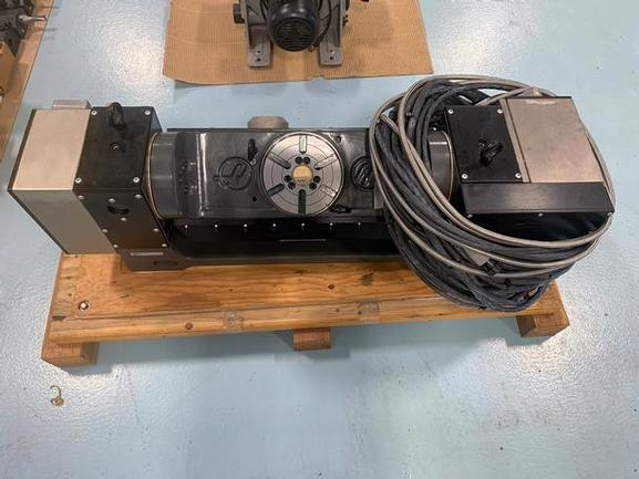 Haas TR160 Dual Axis Trunnion Rotary Table For 4th/5th Axis Machining