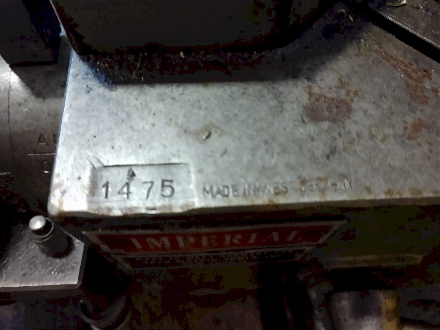 """31.5"""" IMPERIAL ROTARY TABLE: STOCK# 13174"""