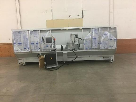 FOM Industrie Dali 40 4-Axis Machining Center