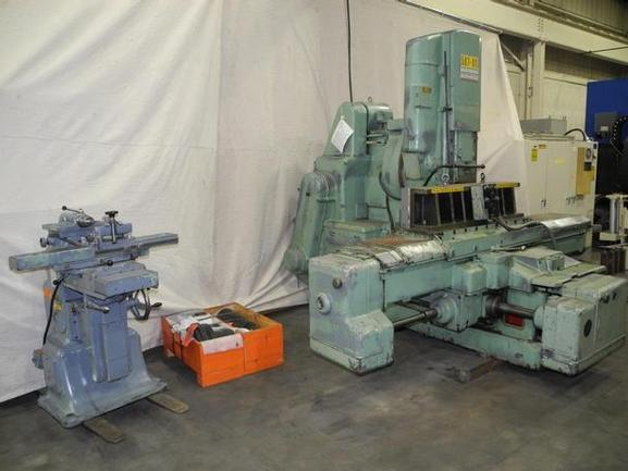 No. SH-100-Z Maag Rack Cutting Machine, Full Set of Cutters