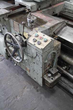 """38"""" X 156"""" (13') Craven Engine Lathe, Stock #8746"""