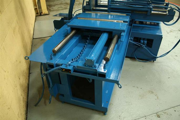 "15"" X 15"" W.F. Wells Automatic Feed Horizontal Bandsaw, Stock #56260"