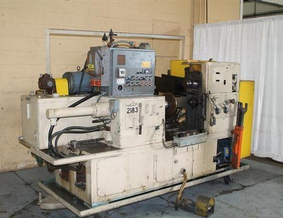 West Bend Auto Spin & Bead Forming Lathe, Stock #61516