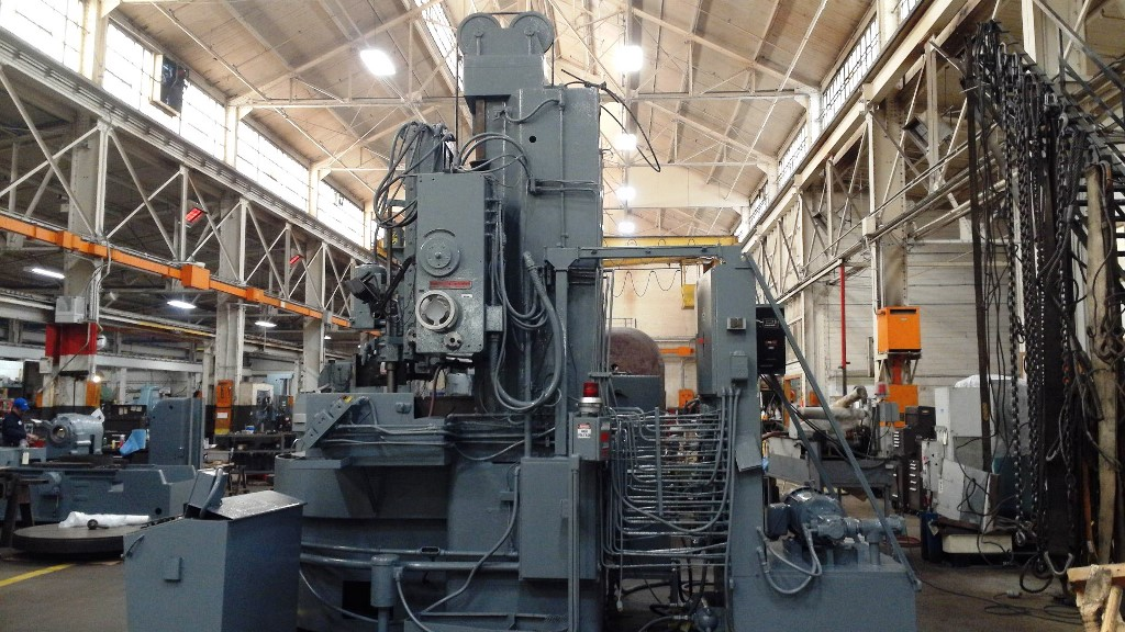 Springfield #3-1/2 ATR Universal Vertical Spindle Rotary Grinder