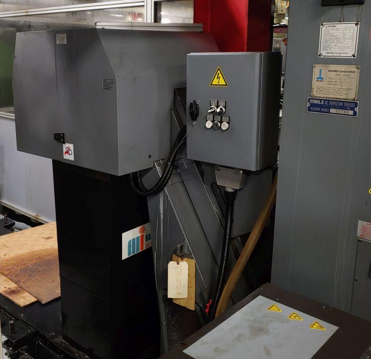 2011 Okuma MB 46VAE Vertical Machining Center (#3619)