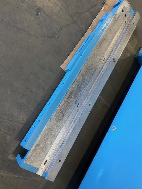 "Roper Whitney Pexto Model 5212 Power Squaring Shear 52"" x 12 Gauge #5899"