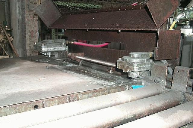 """30"""" x .170"""" Coil-Matic XHF-3030RH, 30"""" Str., Air-Op, 1977"""