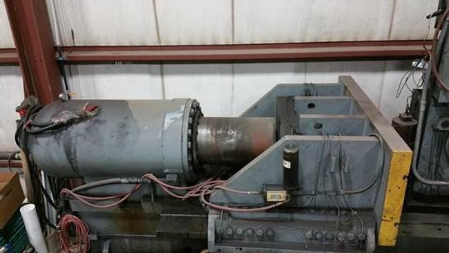 """500 Ton Pacific 500BD, Hyd, 30"""" Str, 42""""/60""""/78"""" DL, 30"""" X 72"""", '70"""