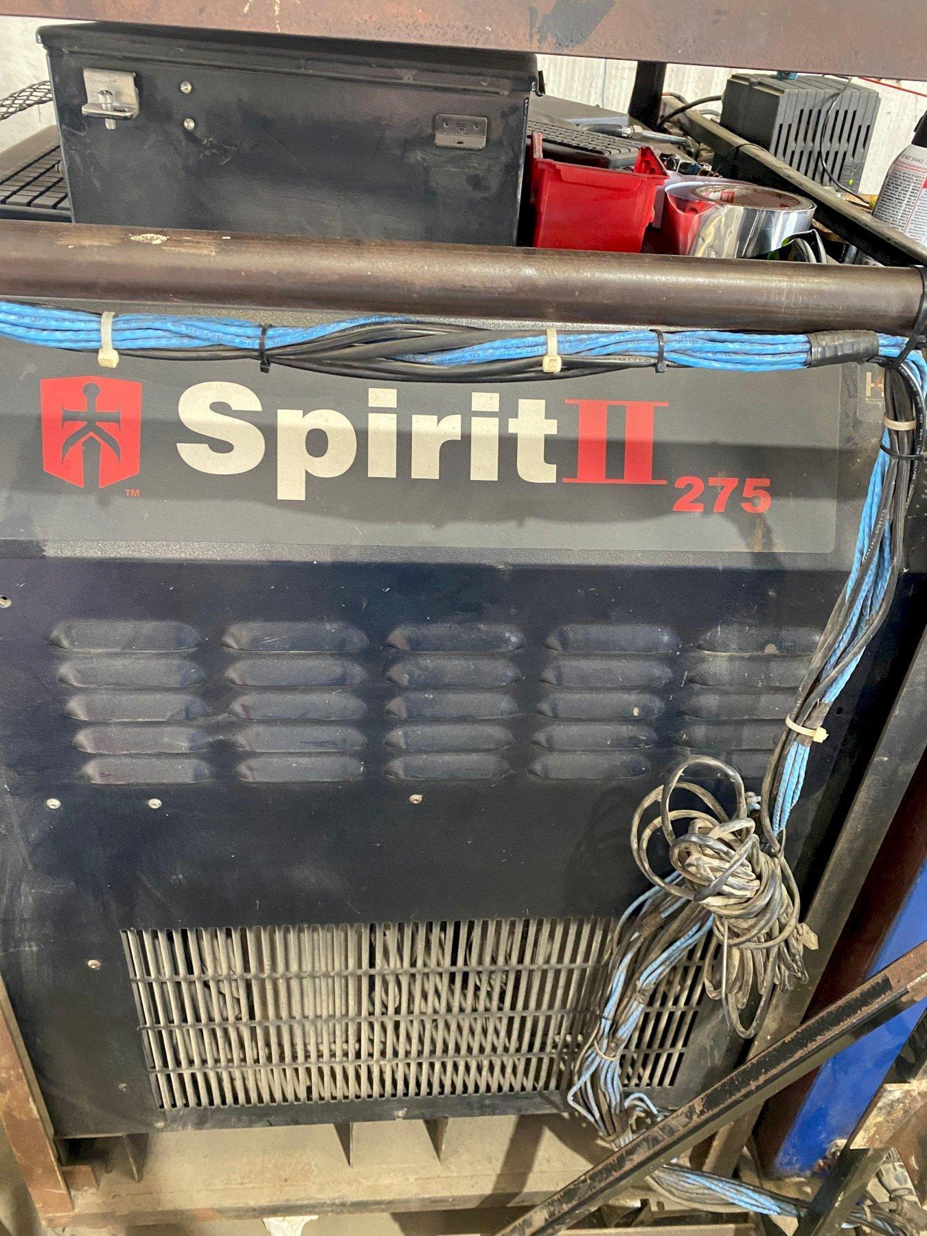 10' x 30' Burny Kaliburn Spirit II CNC Plasma Cutter