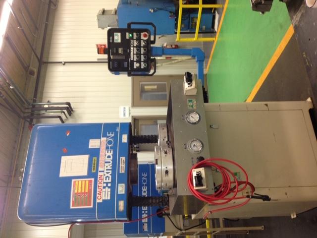 Extrude Hone Vector 10/6, Abrasive Flow Honing machine