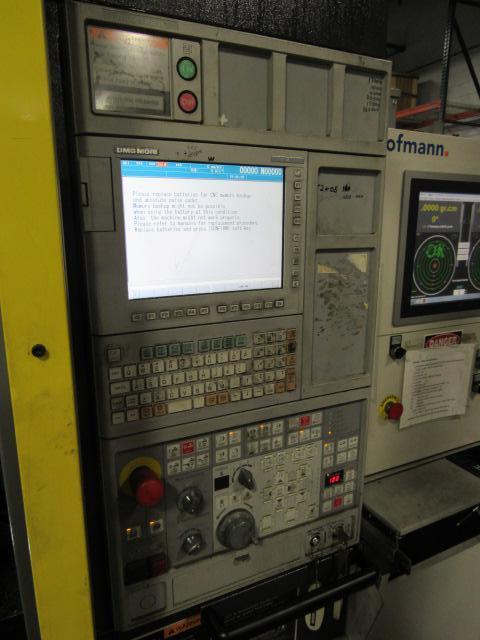 #22304 DMG Mori Dura Vertical 5100 4-Axis CNC Vertical Machining Center, mfg.2014